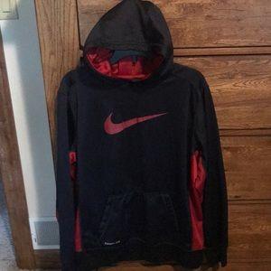 Boys Nike Therma-Fit hoodie